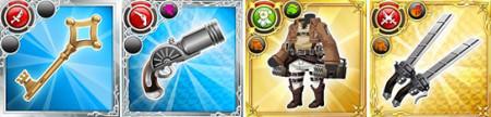 ポケラボ、スマホ向けリアルタイムRPG「SWORD OF PHANTASIA」にて「進撃の巨人」とコラボ3