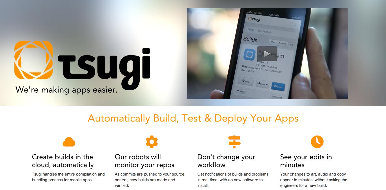 Unity、米テキサスのクラウド開発会社のTsugiを買収