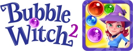 King ソーシャルパズルゲーム「バブルウィッチ2」の日本語版をリリース1