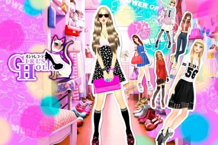 セガネットワークス、スマホ向けファッション着せ替えゲーム「シャレコーデ GIRLS HOLIC」を配信決定 「esNAIL」「夢展望」などのブランドともコラボ1