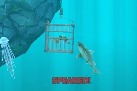 【やってみた】夏だ!海だ! 鮫になって人間を食べる動物なりきりゲーム「Hungry Shark Evolution」8