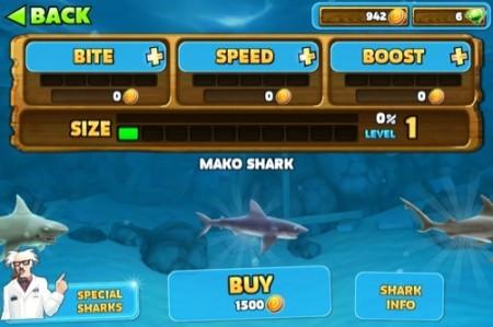 【やってみた】夏だ!海だ! 鮫になって人間を食べる動物なりきりゲーム「Hungry Shark Evolution」18