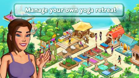 フィンランドのソーシャルゲームディベロッパーGajatri Studios、「ヨガ」が学べるソーシャルゲーム「Yoga Retreat」のiOS版をリリース2