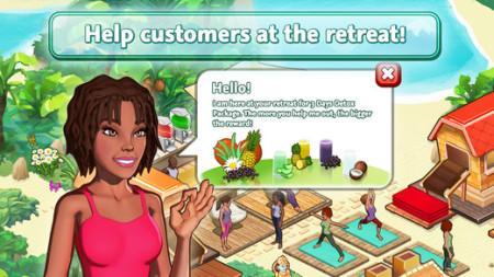 フィンランドのソーシャルゲームディベロッパーGajatri Studios、「ヨガ」が学べるソーシャルゲーム「Yoga Retreat」のiOS版をリリース3