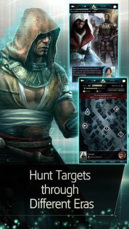 日本からもプレイ可能!グリーとUbisiftら 、「アサシンクリード」シリーズのスマホ向けカードバトルRPG「Assassin's Creed Memories」のiOS版をリリース3
