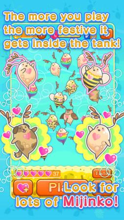 comcept、スマホ向けパズルゲーム「みじんこパズル」の英語版をリリース3