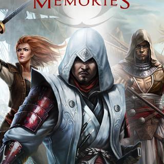 日本からもプレイ可能!グリーとUbisiftら 、「アサシンクリード」シリーズのスマホ向けカードバトルRPG「Assassin's Creed Memories」のiOS版をリリース