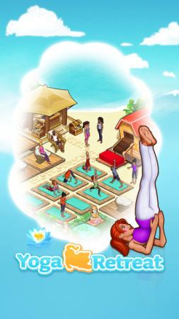 フィンランドのソーシャルゲームディベロッパーGajatri Studios、「ヨガ」が学べるソーシャルゲーム「Yoga Retreat」のiOS版をリリース1