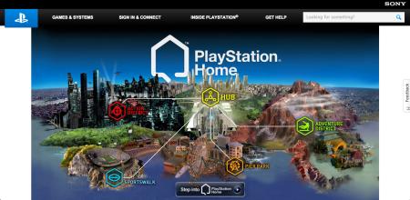 PS3ユーザー向けの3D仮想空間「PlayStation Home」、北米版もサービス終了決定