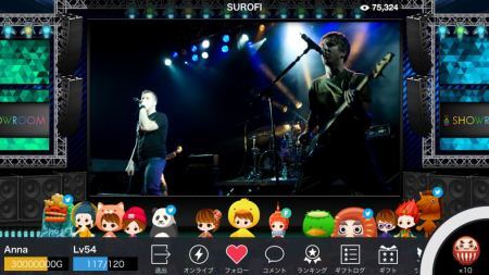 DeNA、仮想ライブ空間「SHOWROOM」を全面リニューアル  一般ユーザーによる動画配信も可能に3