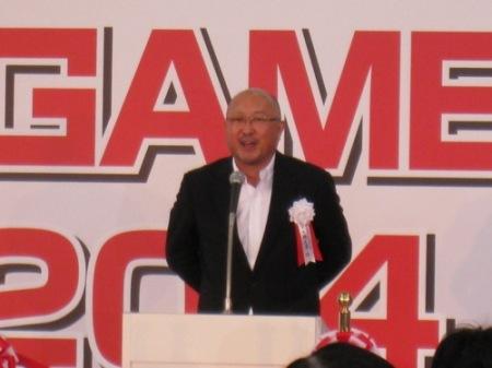 【TGS2014レポート】スマホゲームの出展が昨年の約2倍!—「東京ゲームショウ2014」本日より開幕3