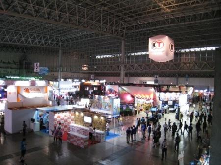 【TGS2014レポート】スマホゲームの出展が昨年の約2倍!—「東京ゲームショウ2014」本日より開幕4