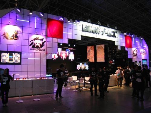 【TGS2014レポート】もちろん艦これ関連の展示もあります! DMMゲームズのブースをレポート1