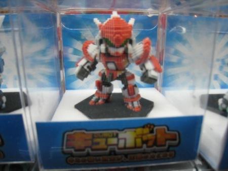 【TGS2014レポート】自分でロボットをカスタムして戦うスマホ向けひっぱりアクションゲーム「Qubot」 ロボットのデータは3Dプリンタ出力も可能9