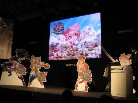 【TGS2014レポート】カプコン、11月よりDMM.comオンラインゲームにてシミュレーションRPG「モンスターハンター メゼポルタ開拓記」を先行配信1