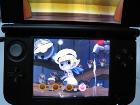 【TGS2014レポート】3Dの里奈となめこがピコピコ踊る!「おさわり探偵 小沢里奈 なめこリズム」プレイレポート3