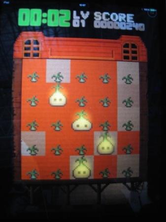 【TGS2014】もし尖ったクールなゲームが見たいなら「インディゲームエリア」へGo! iOS向けゲーム「Million Onion Hotel」をプレイしてみた5
