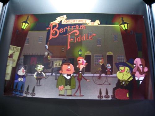 """【TGS2014】ビクトリア時代のロンドンとシュールなキャラ…イギリス的""""おさわり探偵""""な推理アドベンチャーゲーム「Bertram Fiddle」(バートラム・フィドルの冒険)1"""