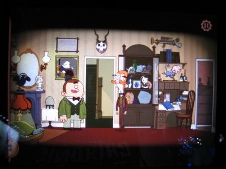 """【TGS2014】ビクトリア時代のロンドンとシュールなキャラ…イギリス的""""おさわり探偵""""な推理アドベンチャーゲーム「Bertram Fiddle」2"""