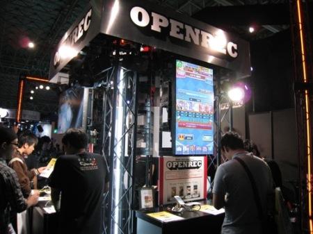 【TGS2014】スマホ一台でゲーム動画の録画・編集ができる「OPENREC」、激戦区のゲーム実況市場へ参入1
