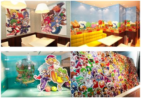 セガネットワークス、マルイシティ渋谷にスマホ向けパズルRPG「ぷよぷよ!!クエスト」のコンセプトカフェを期間限定オープン2