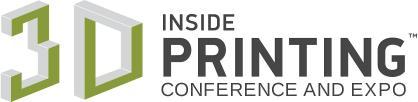 日本初の大規模3Dプリンタ展示会「インサイド3Dプリンティング・コンファレンス&エキスポ」、9/17~19に東京ビッグサイトにて開催決定
