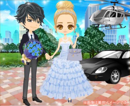 サイバード、現代版恋愛ゲーム「スイートルームの眠り姫◆セレブ的 贅沢恋愛」のiOS版をリリース3