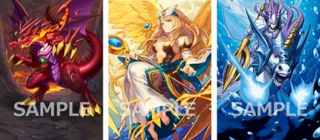 パズドラがトレーディングカードゲームに! ガンホー×KADOKAWA メディアファクトリー、2015年に「パズル&ドラゴンズ トレーディングカードゲーム」を発売決定2