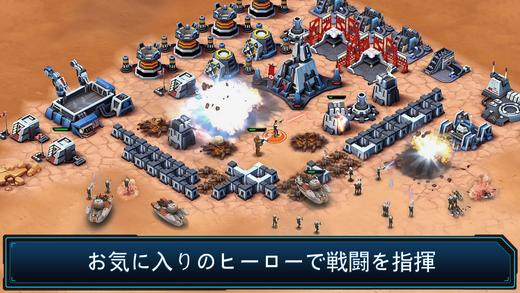 「スター・ウォーズ」のiOS向けストラテジーゲーム「Star Wars: Commander」が500万ダウンロードを突破2