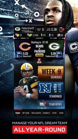 Zynga、スポーツゲーム専門ブランド「Zynga Sports 365」より第一弾タイトルとなるアメフトゲーム「NFL Showdown」をリリース2