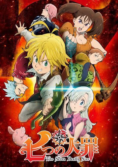 人気コミック/アニメ「七つの大罪」が初のスマホゲーム化 DeNAが「七つの大罪 ポケットの中の騎士団」を配信決定