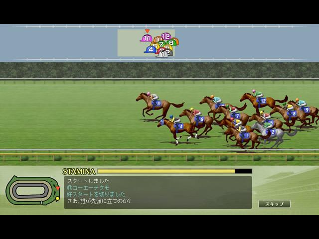 「100万人のWinning Post Special」は、コーエーテクモゲームスの人気タイトル「Winning Post」シリーズをベースとしたソーシャル・競馬シミュレーションゲーム。ユーザーはオーナーブリーダー(馬主兼生産者)となって、自ら生産した愛馬でGIレースを制覇し、その血統を広めていく。
