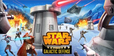 DeNA、映画「スター・ウォーズ」のグローバル市場向けタワーディフェンスゲーム「Star Wars: Galactic Defense」の事前登録を受付中