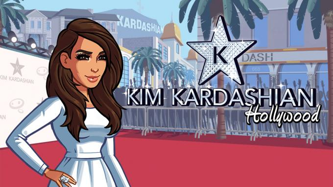 Glu Mobile、ハリウッドセレブのキム・カーダシアンのスマホゲーム「Kim Kardashian: Hollywood」のFacebook版を提供開始