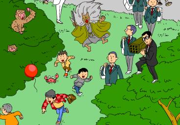 """【やってみた】むしろ""""マッドな奴""""しかいない…スマホゲーム「東京マッドカーニバル」の「マッドな奴を探せキャンペーン」が結構難しい件4"""