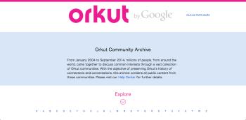 10年の歴史に幕—Google、SNS「Orkut」のサービスを終了
