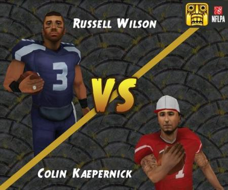 NFL選手が走る! Imangi Studios、スマホ向けランニングアクションゲーム「Temple Run 2」にてNFLとコラボ