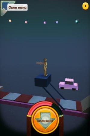 【やってみた】人を高所から突き落として転げっぷりを見て楽しむ鬼畜落下シミュレーション「Stair Dismount」10