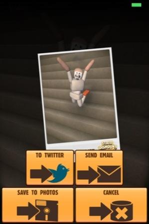 【やってみた】人を高所から突き落として転げっぷりを見て楽しむ鬼畜落下シミュレーション「Stair Dismount」7