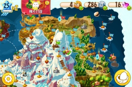 Angry Birdsのスマホ向けRPG「Angry Birds Epic」、パズドラとの限定コラボステージを配信開始2