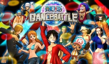 バンダイナムコゲームス、ONE PIECEのスマホ向け音ゲー「ONE PIECE DANCE BATTLE」の事前登録受付を開始