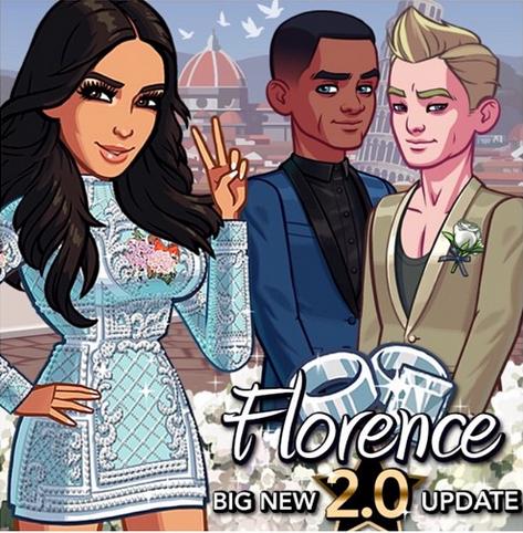 Glu Mobile、ハリウッドセレブのキム・カーダシアンのスマホゲーム「Kim Kardashian: Hollywood」にて同性同士の結婚機能を追加