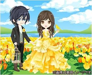 サイバード、dゲームにて恋愛ゲーム「イケメン夜曲◆ロミオと秘密のジュリエット」を提供開始3