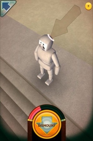 【やってみた】人を高所から突き落として転げっぷりを見て楽しむ鬼畜落下シミュレーション「Stair Dismount」3