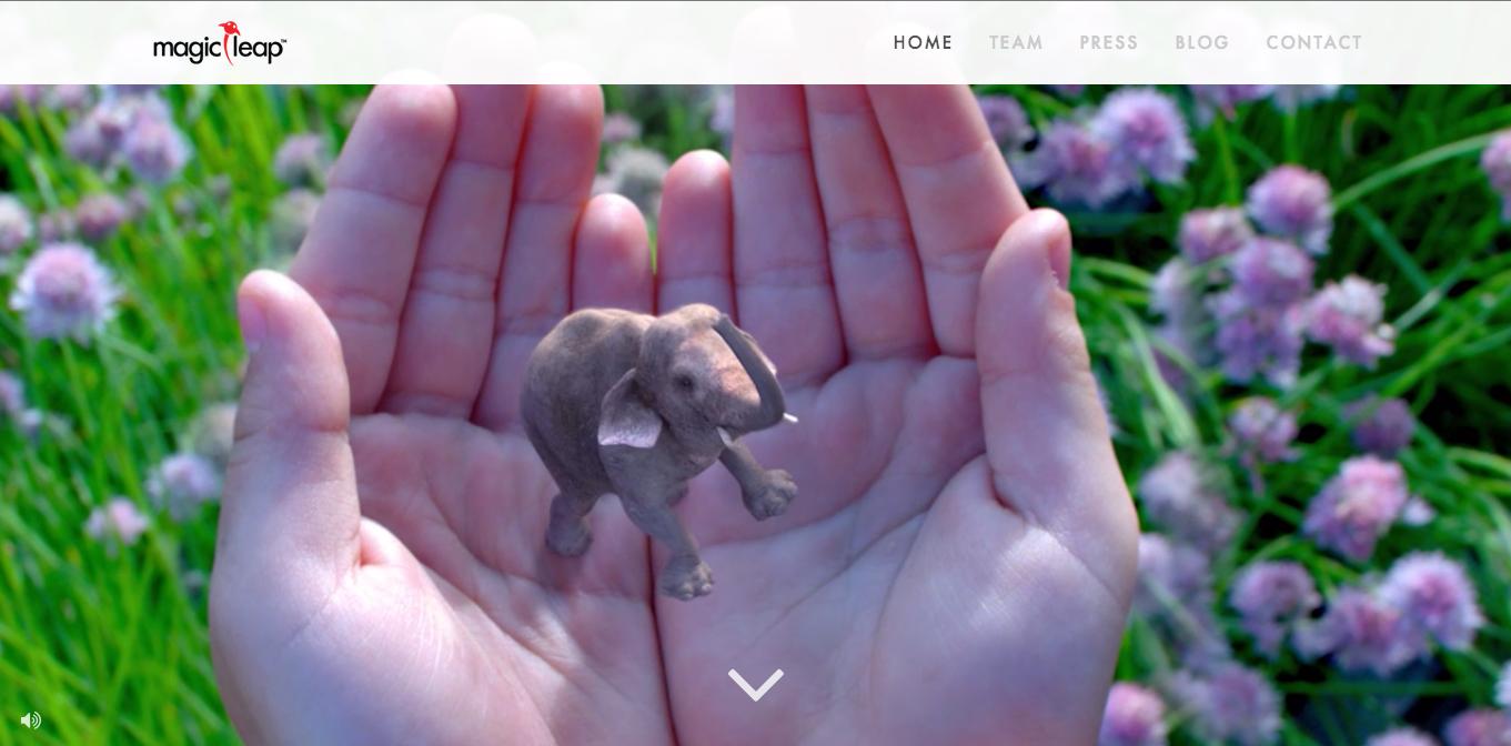 Google、VR系スタートアップのMagic Leapに5億ドルを出資