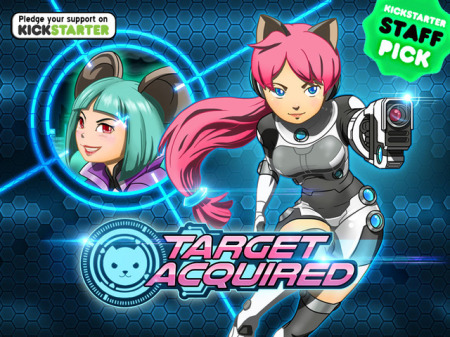 BGM担当は松前真奈美さん! インドネシアのモバイルゲームディベロッパーTouchten、Kickstarterにて新作タイトル「Target Acquired」の開発プロジェクトを始動