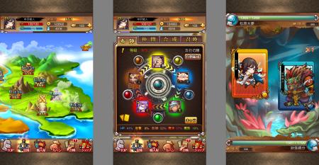 LINE GAME、西遊記がモチーフの新作カードRPG「LINE 西遊物語」をリリース2