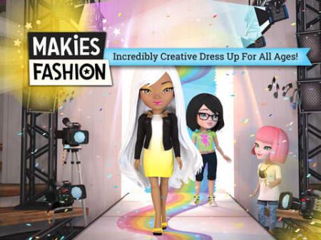 MakieLab、3Dアバターからオリジナルドールを作るサービス「Makies」の第二弾ゲーム「Makies Fashion」をリリース1