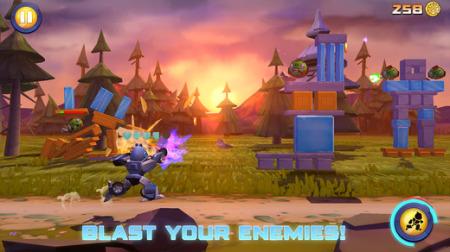 Rovio、「Angry Birds」とトランスフォーマーのコラボタイトル「Angry Birds Transformers」をリリース ただし日本向け配信は未定2