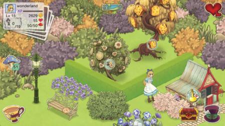 ポッピンゲームズジャパン、スマホ向け新作箱庭シミュレーションゲーム「新アリスの不思議なティーパーティー」を全世界にてリリース